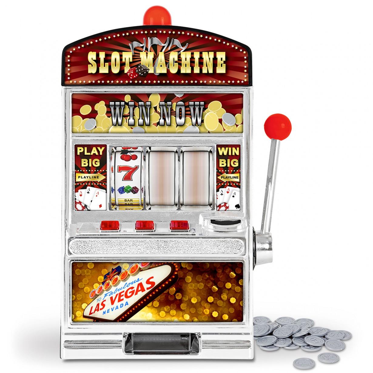Machines a sous : jouer et gagner aussi simplement que ça